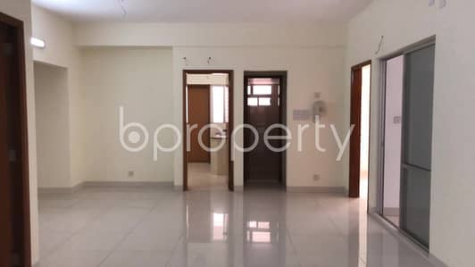 A 2150 Sq Ft Flat Is Up For Sale In Gulshan 1 Nearby Palastina Embassy