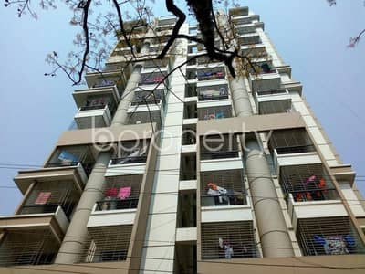 Reside conveniently in this well constructed 1650 SQ FT flat for rent in Police Line, near Police Line High School