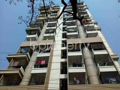 Offering you a 1757 SQ FT flat for Rent in Cumilla near to Police Line High School