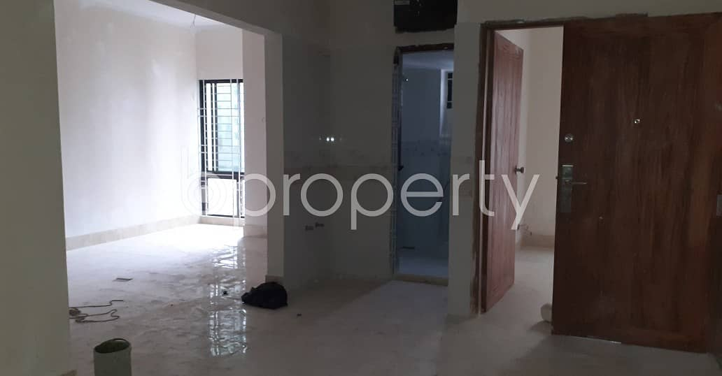Flat For Sale At Mohammadpur Near To PC Culture Housing Society Jam-E-Masjid