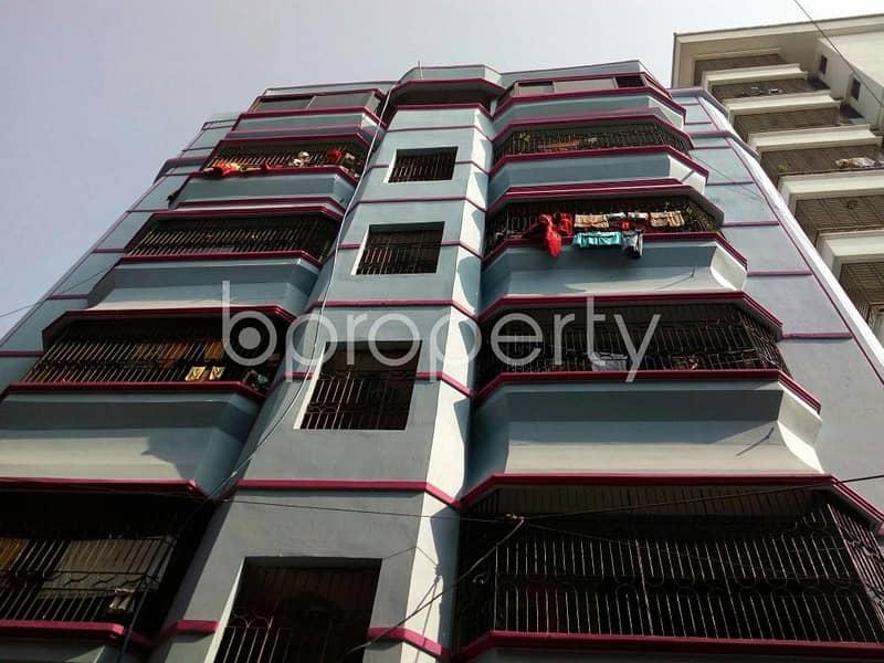 For Rental purpose 720 SQ FT flat is now up for Rent in North Kattali close to Uttar Kattali Alhaj Mostafa-Hakim University College