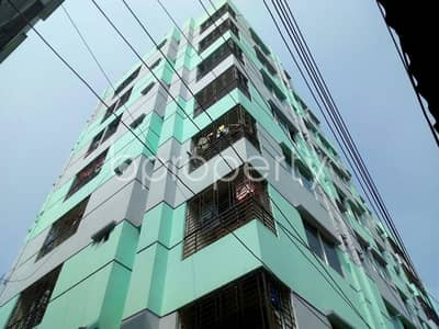 3 Bedroom Apartment for Sale in Badda, Dhaka - In The Location Of South Badda, Close To Badda High School, A Flat Is Up For Sale