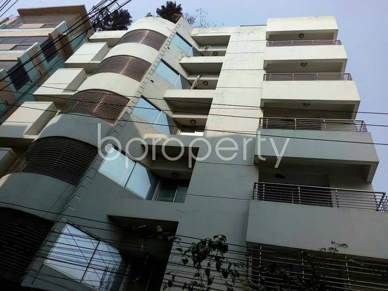 For Renting Purposes, A Flat Is Available In Banani, 3000 Sq Ft, Near Dhaka International University