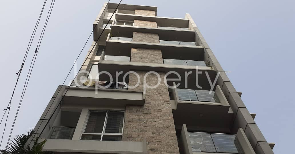 A Flat Can Be Found In Bashundhara For Rent, Near North South University