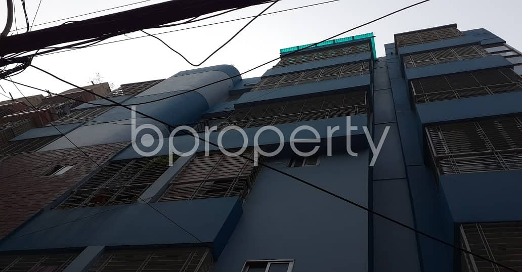 An Office Space Is Up For Rent Which Is Located In Dhanmondi, Nearby Bangladesh Medical College