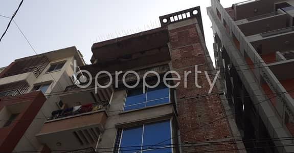 At Uttara Nice Flat Up For Rent Near Trust College