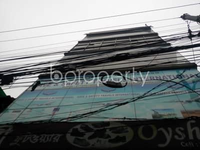Office for Rent in Nadda, Dhaka - An Office Space Of 300 Sq. Ft Is Vacant For Rent In Pragati Avenue Near To Sonali Bank .