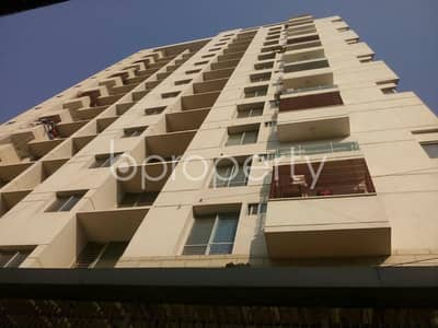 3 Bedroom Flat for Rent in 15 No. Bagmoniram Ward, Chattogram - A flat for residential purpose in the hub of Bagmoniram with 1200 SQ FT close to Queen Mary School & College is up for rent