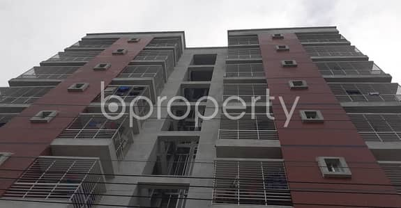3 Bedroom Apartment for Rent in Bashundhara R-A, Dhaka - Beautiful And Well-constructed Flat Is Ready For Rent At Bashundhara Nearby International School Dhaka