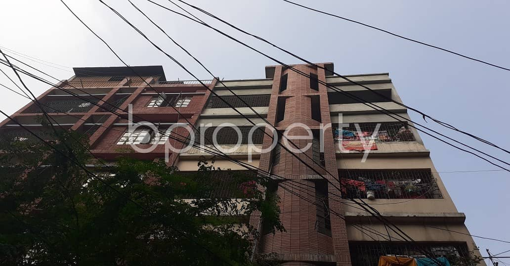 An Apartment Is Ready For Rent At Lalmatia , Near City Hospital & Diagnostic Center
