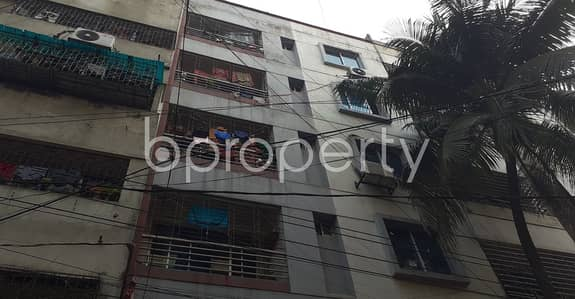 Well Developed Flat Is Up For Rent In Lalmatia Nearby City Hospital & Diagnostic Center