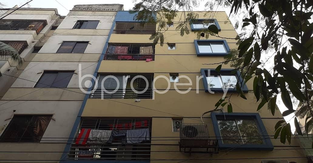 Apartment For Rent In Lalmatia, Near City Hospital & Diagnostic Center