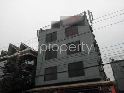 Office for Rent in Nikunja, Dhaka - An Office Space Of 800 Sq. Ft Is Vacant For Rent In Nikunja 1 Near To Tin Shade Masjid.