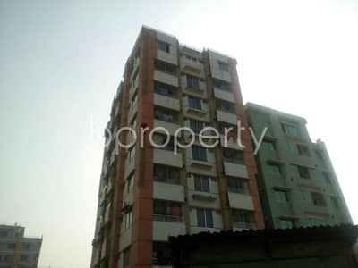 3 Bedroom Flat for Sale in East Nasirabad, Chattogram - Take Sale of a nicely done 1450 SQ FT residential flat located at Nasirabad close to Agrani Bank Limited
