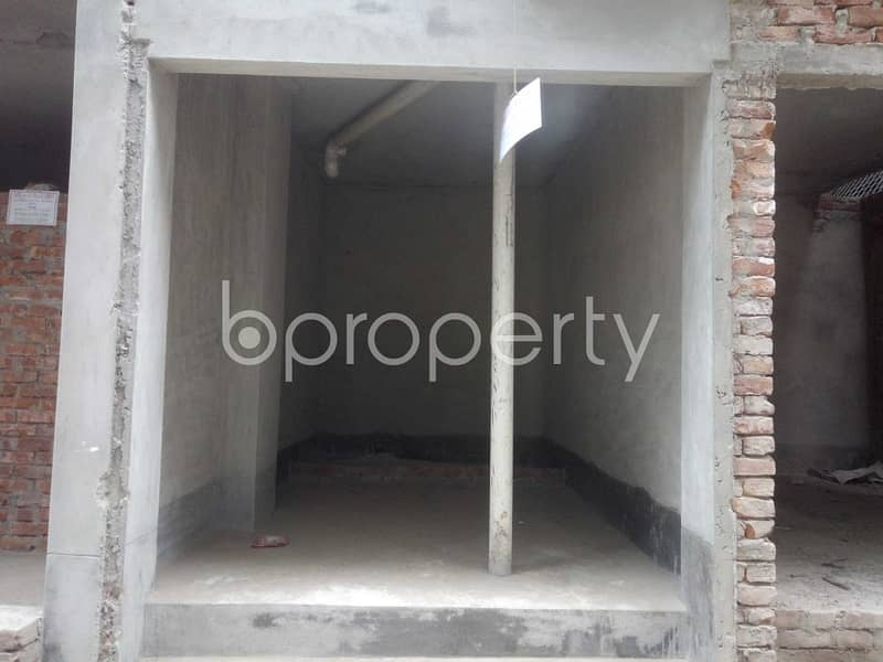 Acquire This 140 Sq Ft Shop Which Is Up For Rent In Kallyanpur Near Kallyanpur Girls School And College