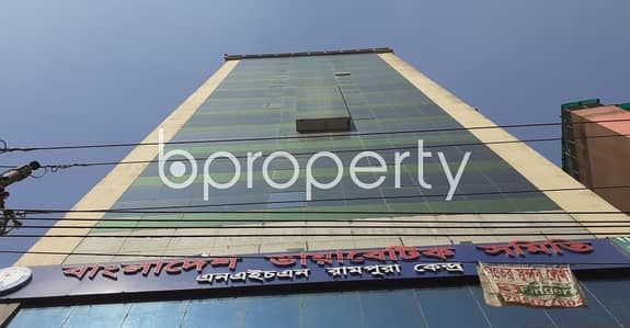 Floor for Rent in Rampura, Dhaka - A Commercial Space of 4200 sq ft Is Available For Rent In West Rampura Nearby Rajdhani Ideal School & College