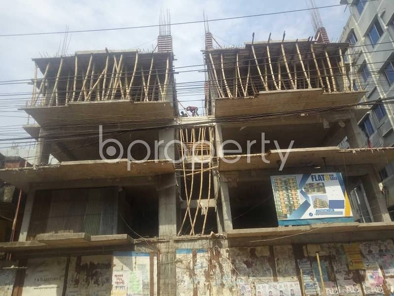 An Apartment Up For Sale Is Located At Patharghata, Near To Durga Mondir