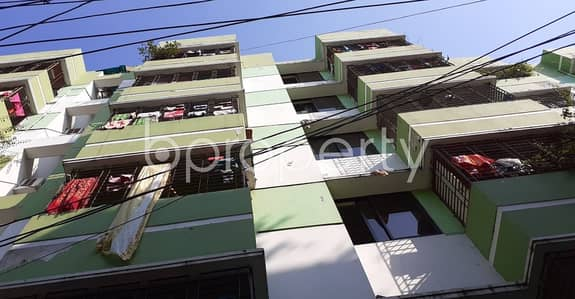 Create Your New Home In A Nice Flat For Rent In Kathalbagan, Near Baitul Falah Jame Masjid