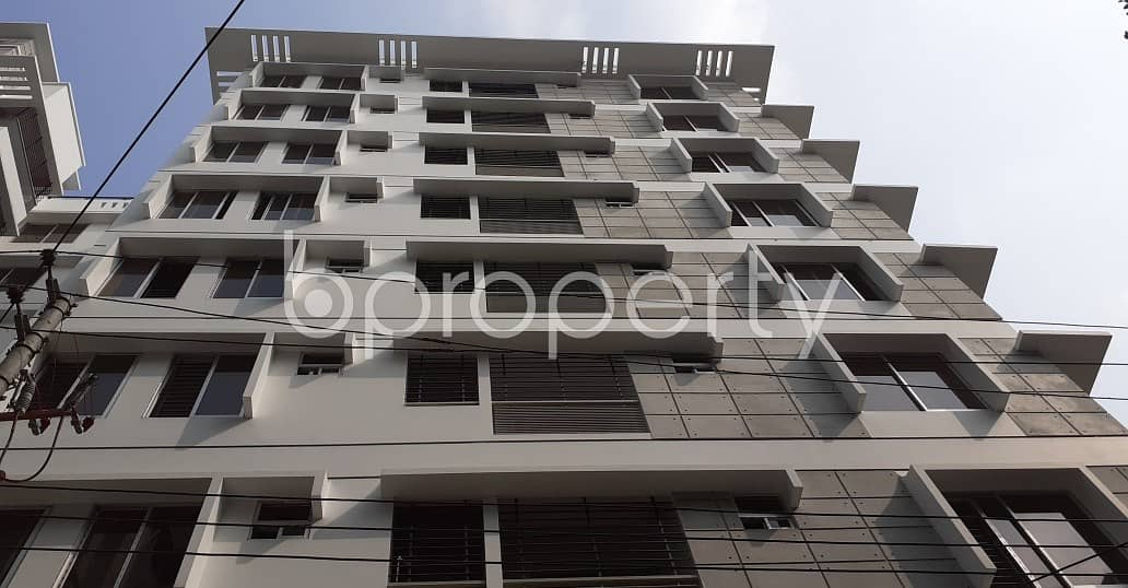 A Nice And Comfortable Flat Is Up For Rent In Green Road Nearby Green Life Medical College And Hospital