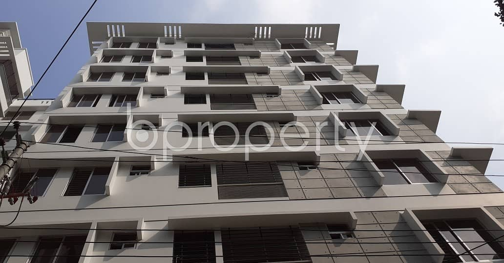 Elegant Flat For Rent In Green Road Nearby Green Life Medical College And Hospital