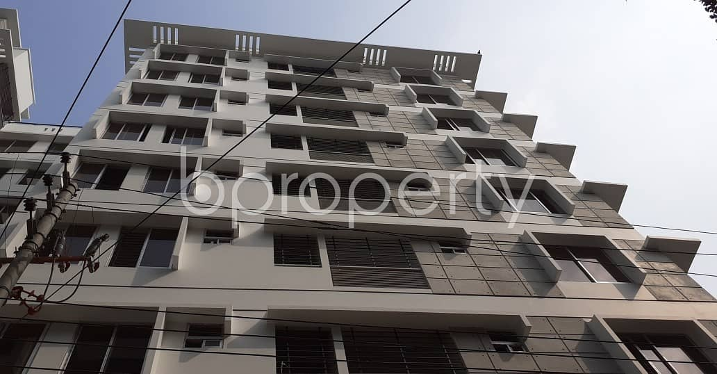A Well Designed Apartment Is Waiting For Rent At Green Road Nearby Green Life Medical College And Hospital