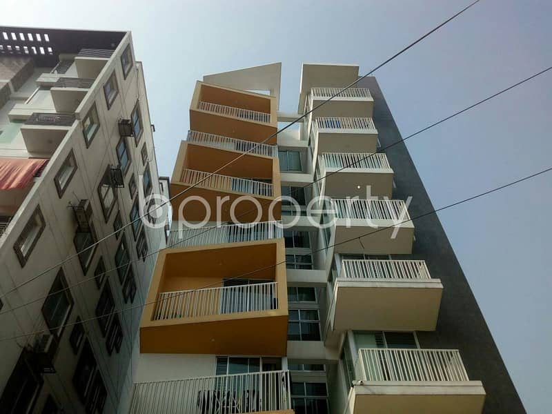 At Banani, full furnished flat for Rent close to City Bank