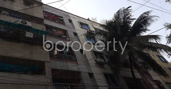 Offering You A Nice Flat For Rent In Lalmatia Near City Hospital & Diagnostic Center