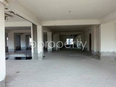 At Jatra Bari, a 3600 SQ FT well fitted commercial office apartment is on sale near to Madina Hospital