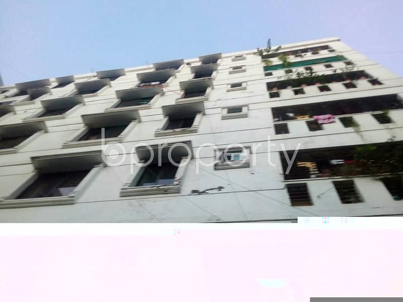 An Apartment Which Is Up For Sale At West Nakhalpara Near To Baitus Salat Jame Masjid
