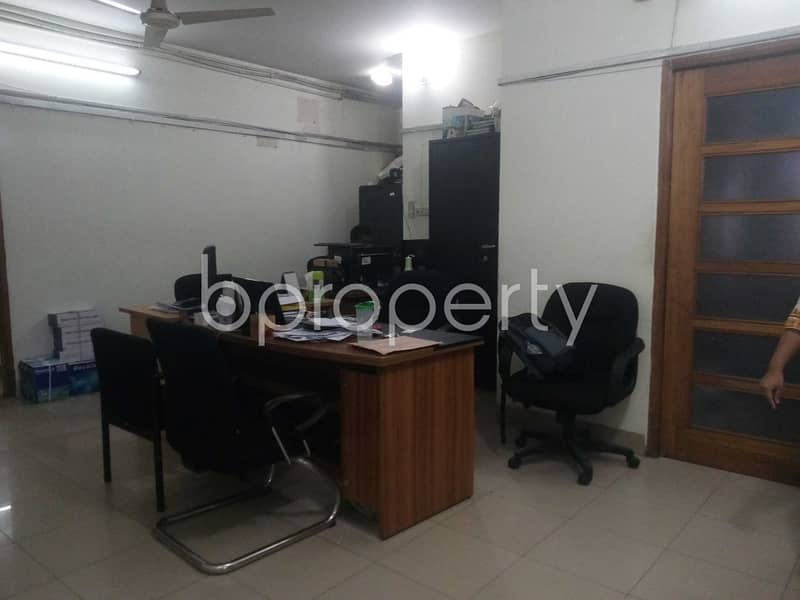 A Beautiful Duplex Apartment For Rent Is All Set For You In Nikunja 1, Nearby Nikunja-1 Jame Mosjid