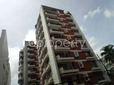 A Nicely Planned Flat Is Up For Rent In Banani Nearby Banani B. t. c. l Jame Mosjid