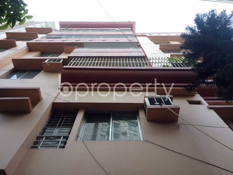 Beautiful And Well-constructed Flat Is Ready For Rent At Banani Nearby Banani Club Field