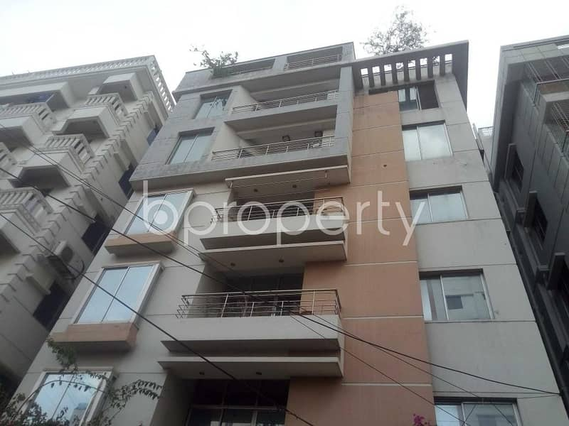 Flat For Rent In Baridhara Near Baridhara Jame Masjid