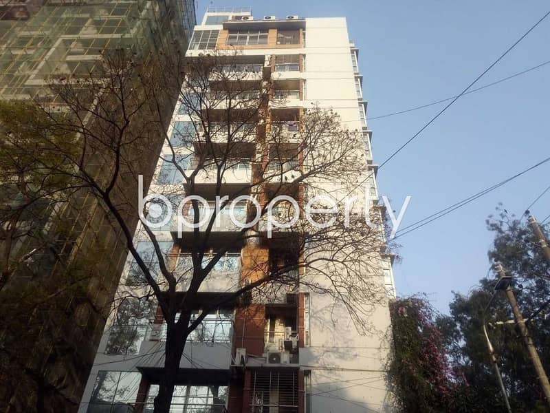 Apartment for rent includes 2032 SQ Ft at Gulshan 2, near Aurora International School