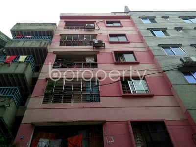 2 Bedroom Apartment for Sale in Mirpur, Dhaka - 650 SQ FT flat for sale in Mirpur Section 12 near mosque