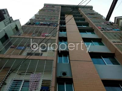 Here is a ready flat of 816 SQ FT waiting for sale at Tongi nearby Imperial Hospital