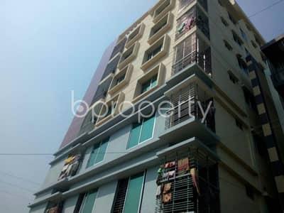 2 Bedroom Nice Flat In Bayazid Is Now For Sale Nearby Dr. Mahmoodur Rahman Chowdhury Mosque.