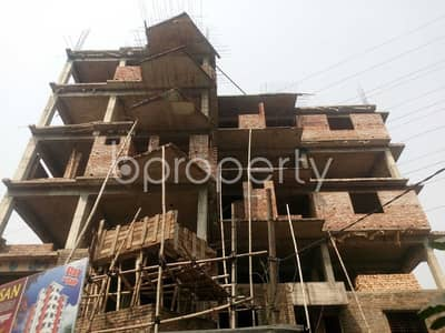 2 Bedroom Flat for Sale in Aftab Nagar, Dhaka - 2 Bedroom Flat For Sale In Aftab Nagar Near Dhaka Imperial College