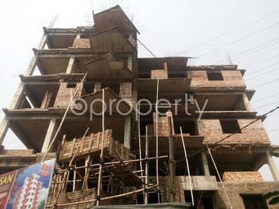 3 Bedroom Apartment for Sale in Aftab Nagar, Dhaka - 1150 Sq. ft. Flat For Sale In Aftab Nagar Near Pgcb Head Office