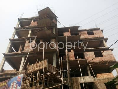 3 Bedroom Flat for Sale in Aftab Nagar, Dhaka - A Residential Apartment Is Available For Sale In Aftab Nagar Nearby East West University.