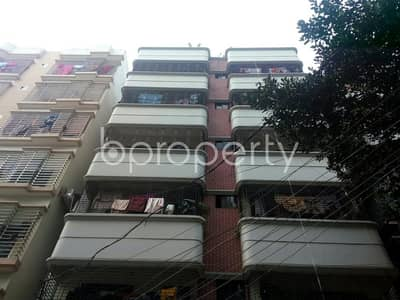 Check this fine looking residence of 900 SQ FT offered for rent nearby Milestone College at Uttara