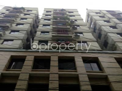 For buying purposes, a commercial space is available in Gopibag, 100 SQ FT, near Mugda Medical College And Hospital