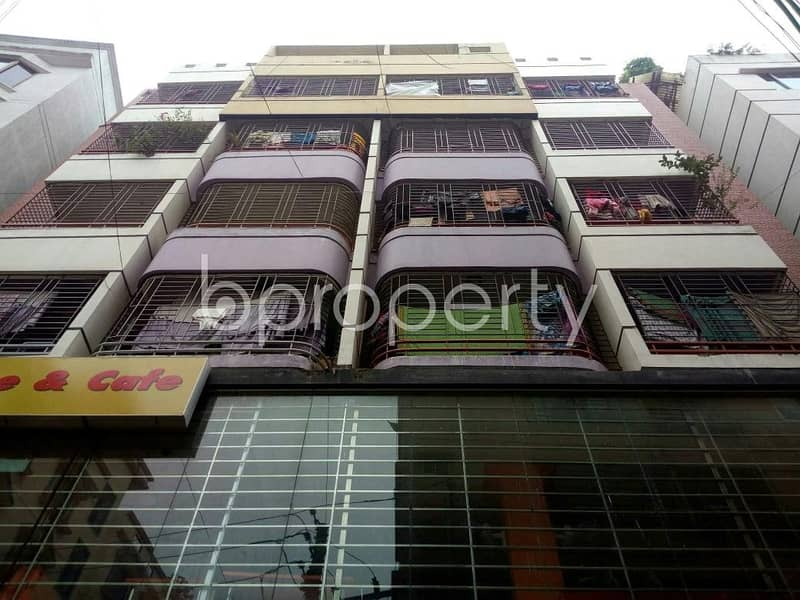 Meet with a fascinating 2500 SQ FT ready commercial office for sale in Banasree near to Foarazi Hospital