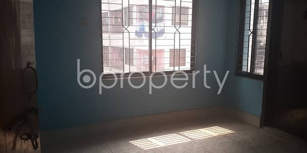 2 Bedroom Apartment for Sale in Agargaon, Dhaka - A 950 Sq Ft Flat Can Be Found In West Agargaon For Sale, Near Morning Sun Kindergarten & Junior School