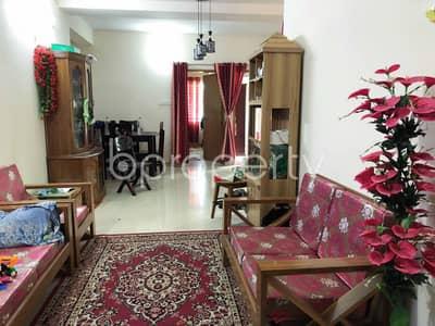 3 Bedroom Apartment for Sale in Dakshin Khan, Dhaka - Spectacularly Designed 1220 SQ FT Apartment For Sale In Dakshin Khan Near Aainusbag Shahi Masjid