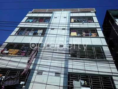 2 Bedroom Apartment for Rent in Kazir Dewri, Chattogram - A nice residential flat of 1000 SQ FT, for rent, can be found in Kazir Dewri, near Central Public School & College
