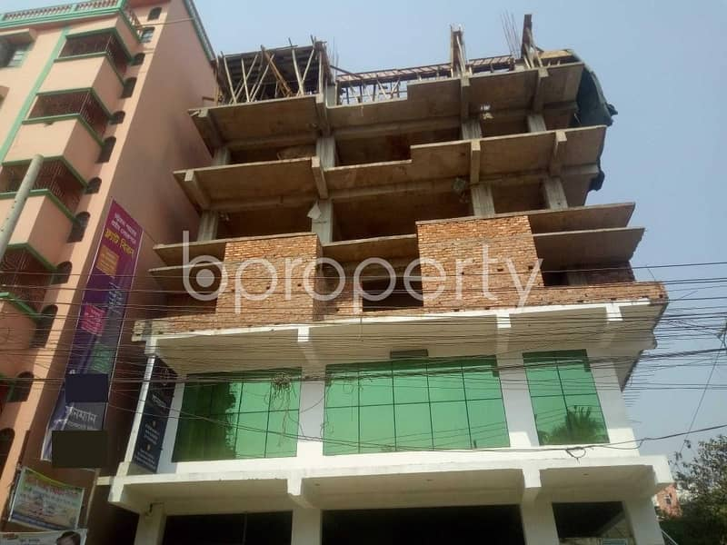 An Apartment Up For Sale Is Located At Firingee Bazaar, Near To Firingee Bazaar Temple