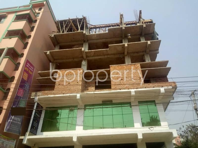 An Apartment Is For Sale At Firingee Bazaar, Near Firingee Bazaar Masjid