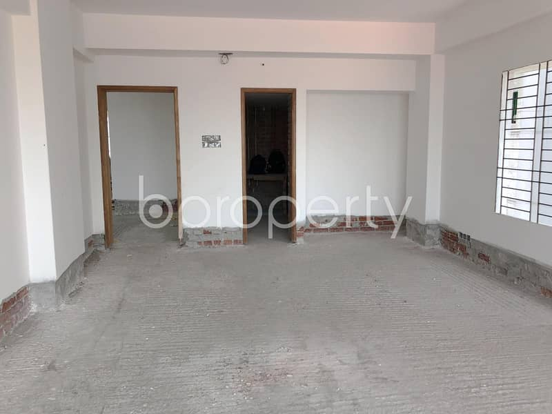 An Excellent Office Space Is For Rent Which Is Located On Baridhara, Nearby City Bank Limited | Atm Booth