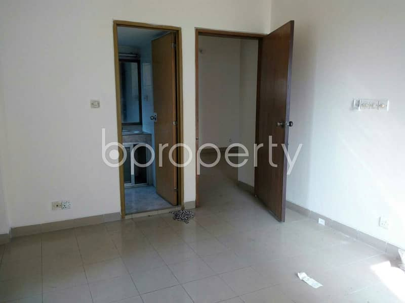 Offering You A Nice Flat For Rent In Banani Near Banani Model High School